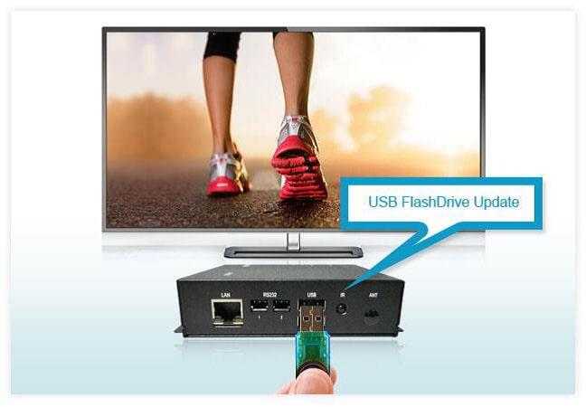 USB Flash Update